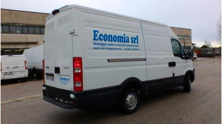 Iveco Daily 35S15V H2 PL Veicolo Commerciale