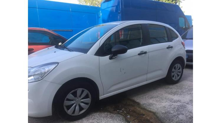 Citroen C3 BlueHDi 1.6 Blue-HDI Fap Van Attraction 2/3 Porte
